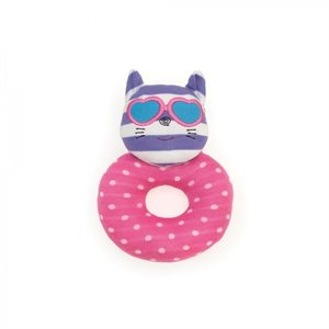 Chat Hochet Catnip Kitty Rattle - Organique