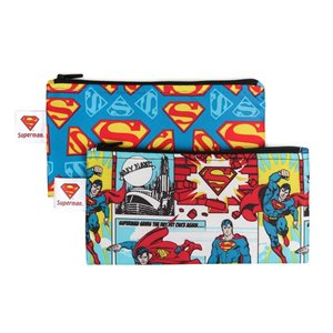 Ensemble de 2 sacs à Collation réutilisable - Superman