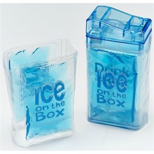 Ice pack réutilisable 8 oz pour Drink in the box