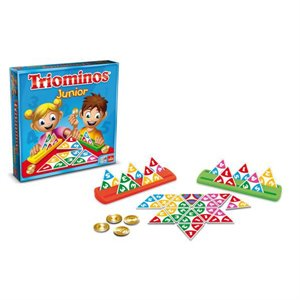 Jeu Triominos junior