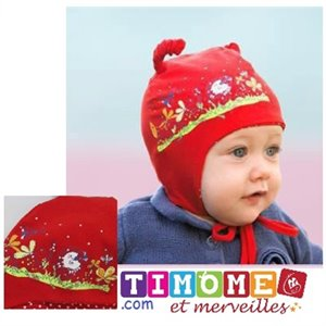 Tuque - Papillon