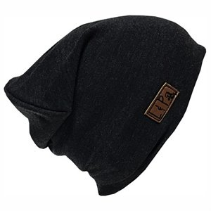 Tuque Uni - Boston V4.19 - Charcoal