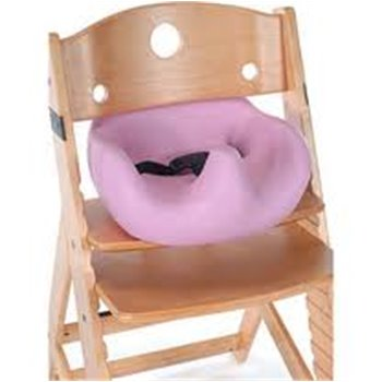 Keekaroo si ge d 39 appoint insert b b pour chaise volutive lilas - Siege bebe adaptable chaise ...