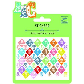 Mini Stickers - collants - Lettres saloon