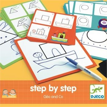 Eduludo - Step by step Geo and Co