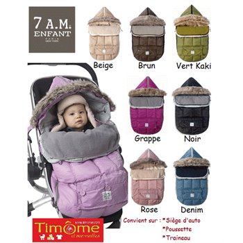 7am enfant sac igloo classique 7am red 6 18 mois rouge for Banc auto bebe
