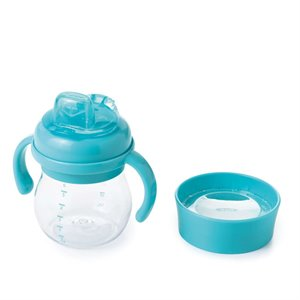 Ensemble de tasse d'apprentissage anti fuite