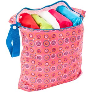 1 Sac de transport imperméable wetbag Fabulous - Petit 25x30 cm - Rose Rose