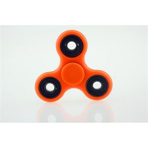 Hand Spinner - Gestion du Stress - Lumineux Orange
