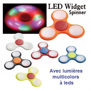 Gestion du Stress - Leds multicolors Blanc