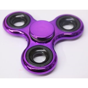 Spinner Metallic Violet