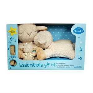 Ensemble cadeaux Essentiels de Cloud B - Moutons Sleep Sheep