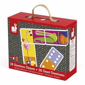 Dominos Géants Jungle Dominoes 28