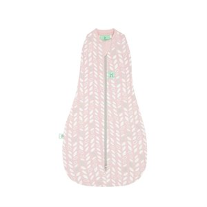 Gigoteuse Cocoon 2.5 tog - Spring leaves rose 0-3 mois
