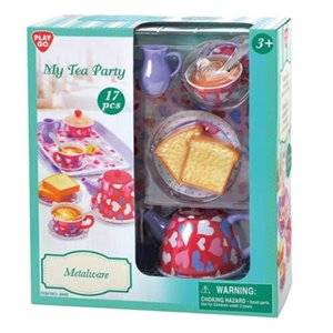 Service à thé - My Tea Party -17 pcs