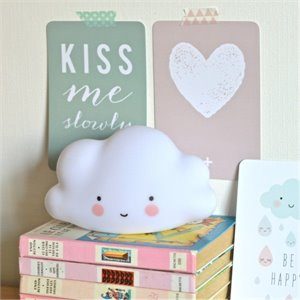 Veilleuse Nuage blanc - Baby Cloud light