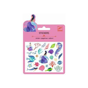 Mini Stickers - collants - Sous la mer