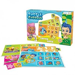 Loto Bubble Guppies