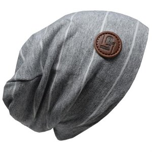 Tuque Lignée - Boston V4.18 - Grey