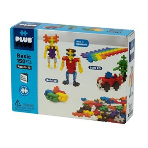 Mini Basic - Basic - 150 pcs - 4 à 12 ans+