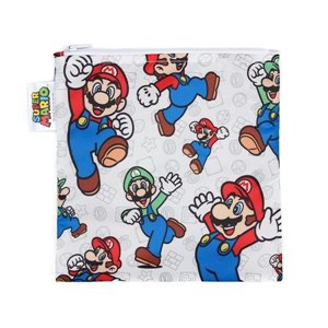 Sac à Sandwich et Collation réutilisable - Super Mario