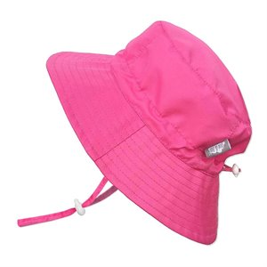 Chapeau de soleil ajustable - Bucket hat AquaDry Hot Pink