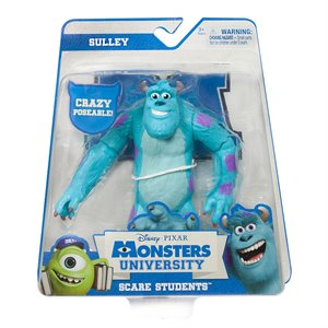 Pixar Monstres et Compagnie Monster University Scare Student - Sulley