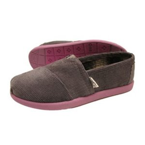Classic Cord - Tiny - Grey Pop us 10 eur 26-27 Gris & Rose