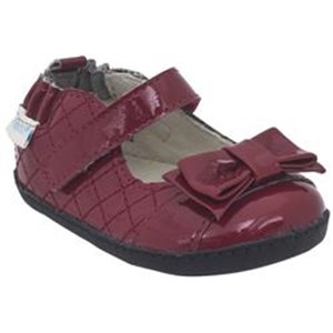 Mini Shoez - Fancy Fiona Rouge 12-18 mois us 5 eu 20-21 Rouge