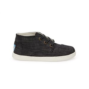 Paseo-Mids - Black Chambray - Youth Junior us 1 eu 31-32 Jeans noir