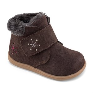 Dakota Brown Brun - Suède & Velcro us 8 eur 24/25 Brun