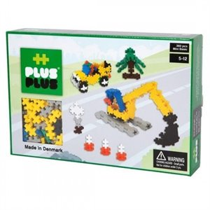 Mini Basic - Construction - 360 pcs - 3 en 1 vert - 4 à 12 ans+