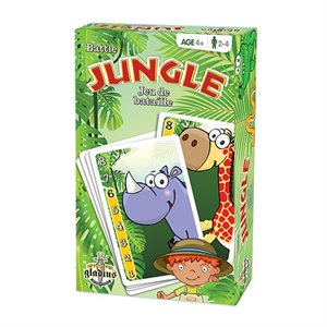 Jeu de Bataille - Jungle