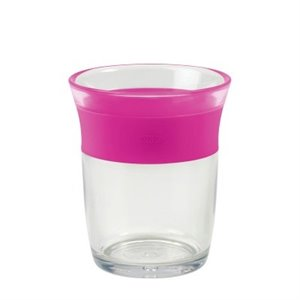 Verre 5 oz / 148 ml - Rose Rose Fuchsia
