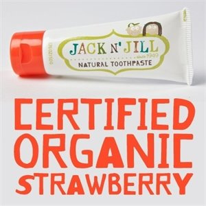 Dentifrice Naturel au Calendula à saveur de Strawberry - 50g
