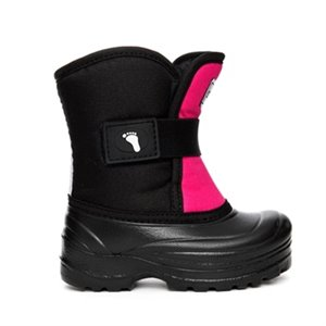 Botte d'hiver The Scout NEW - Black Pink us 5 eu 20-21 Noir & Rose