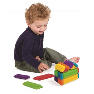 Jeu de construction Young Brix 36 pcs - Genre Clipo