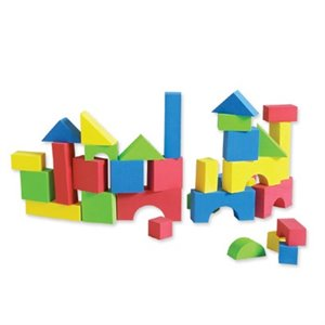 Blocs et formes souples - Edu-Color Blocks