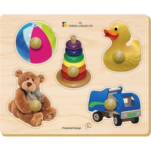 Puzzle GROS Boutons Jumbo - Jouets