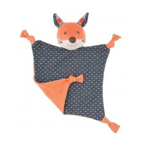 Renard Doudou Hochet Frenchy Fox - Organique