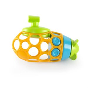 Sous marin O Ball - Tubmarine bath toy